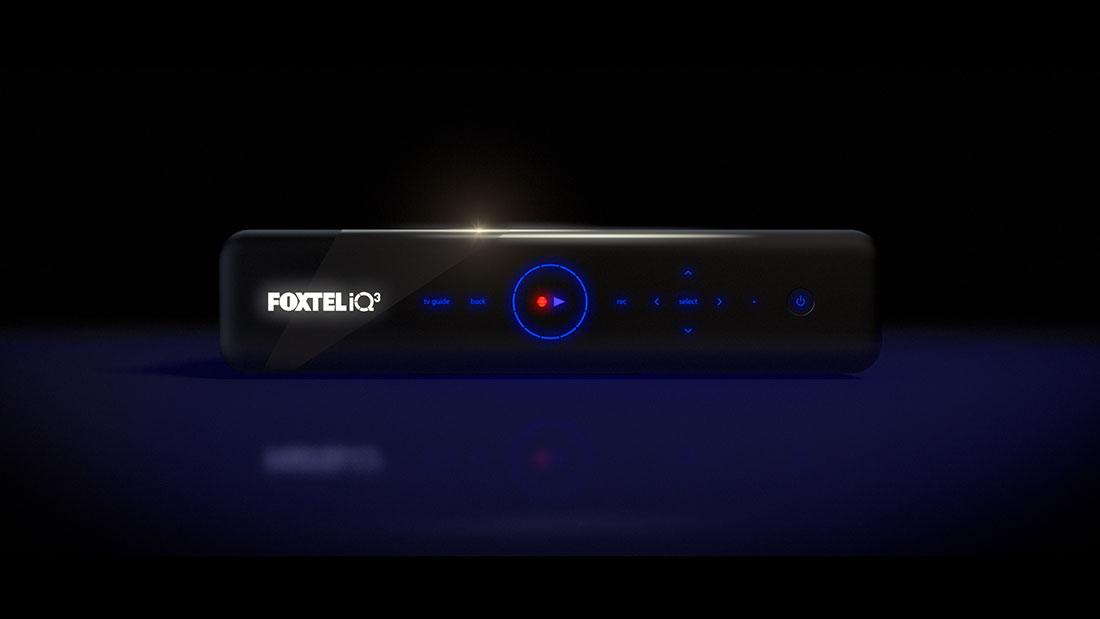 Foxtel iQ3