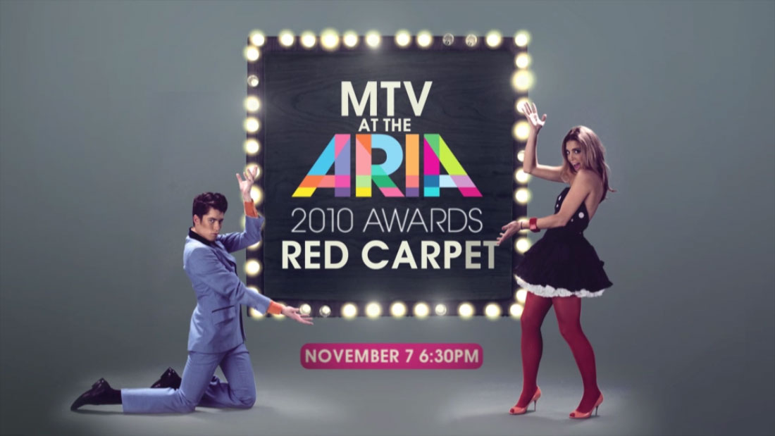 MTV At The Arias