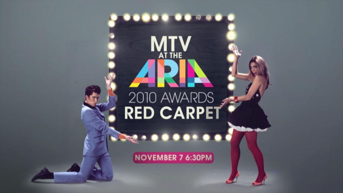 MTV At The Arias
