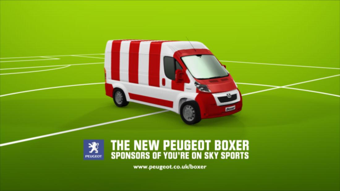 Peugeot Sky Sports