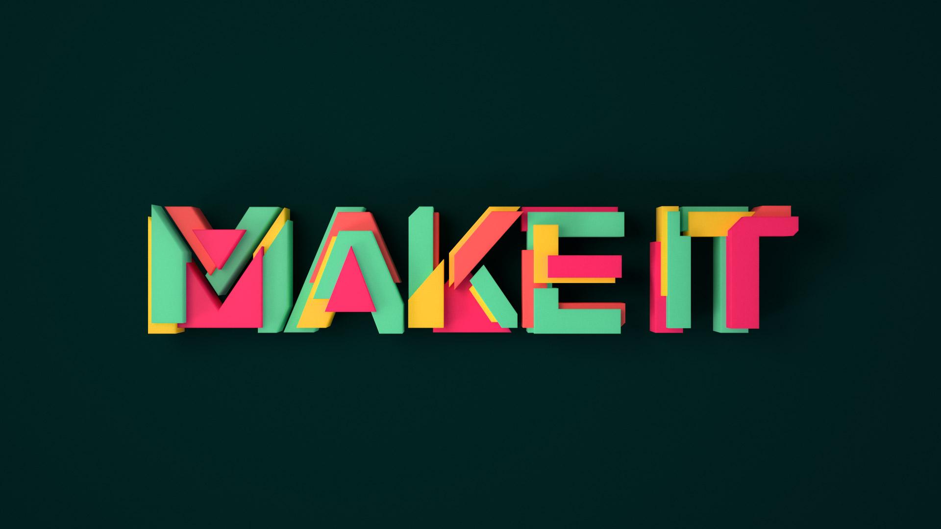 Adobe Make It Logo