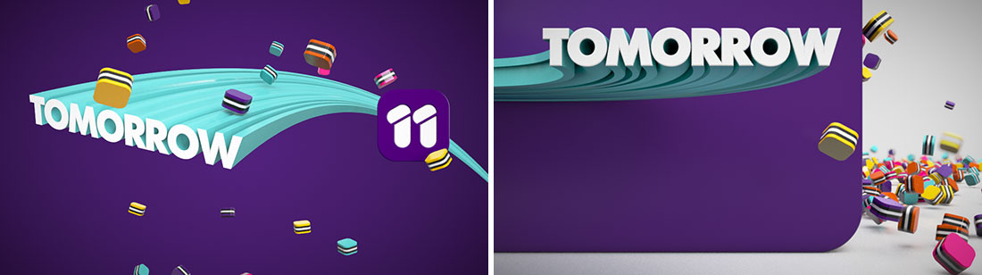 Channel 11 Tomorrow Line Up