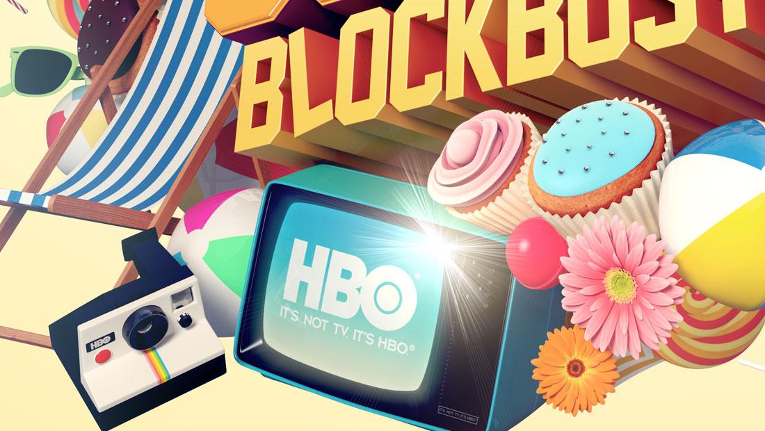 HBO Summer Blockbuster Print