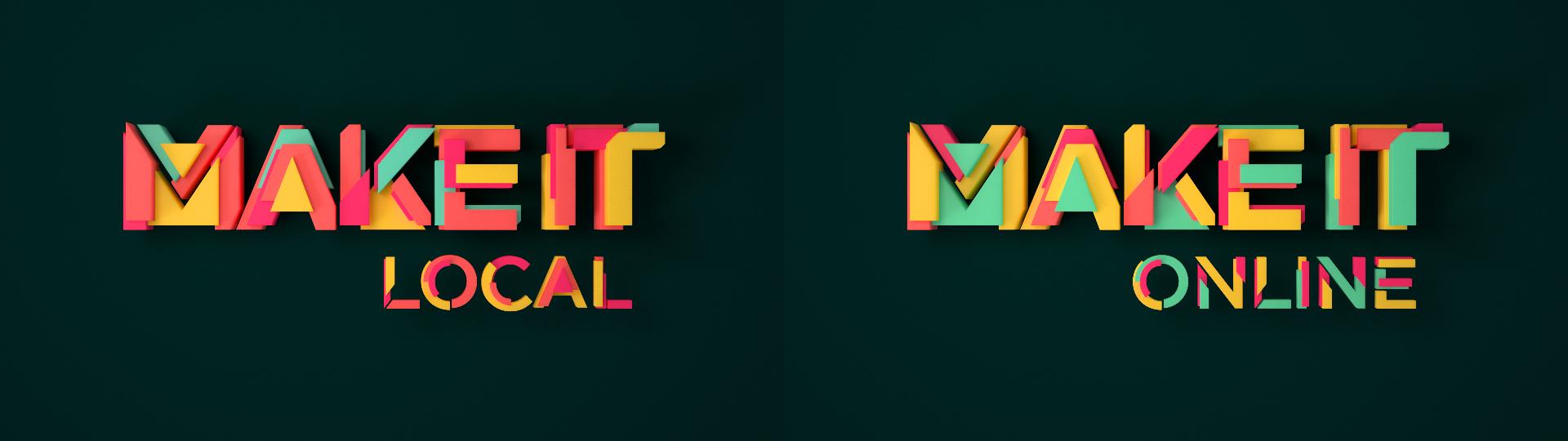 Adobe Make It Logos
