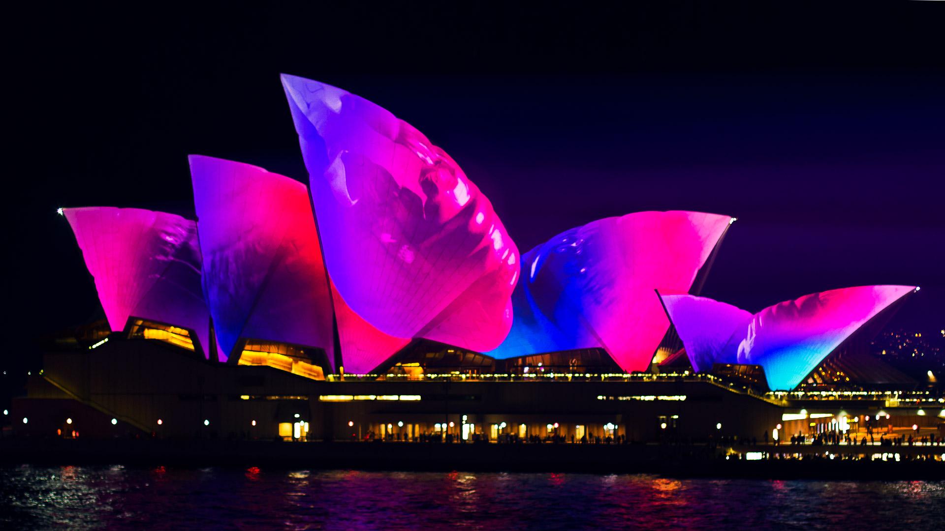 Sydney Opera House Chrysalis