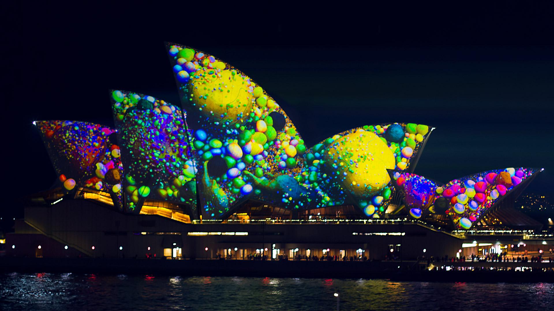 Sydney Opera House Parasites