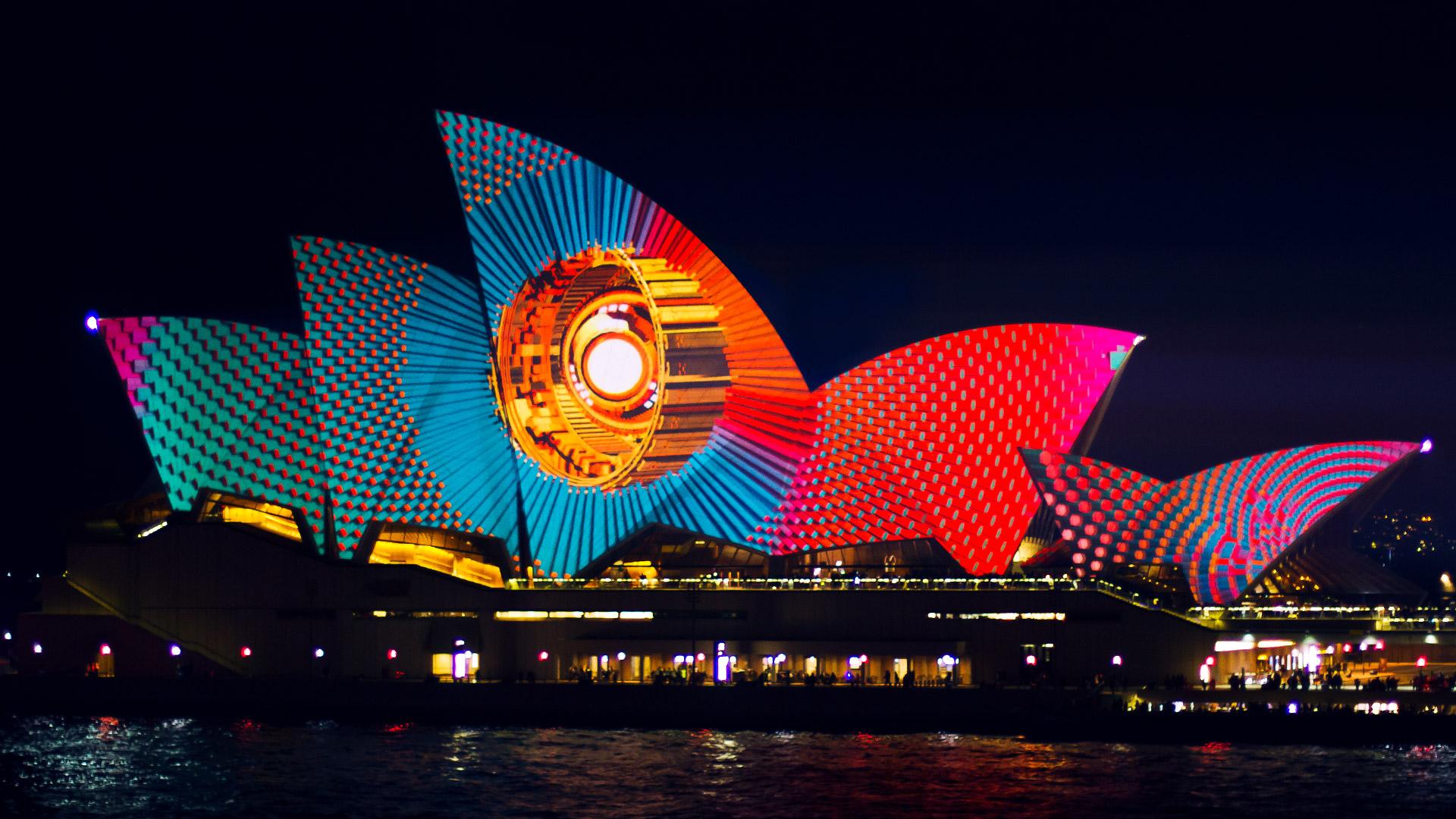Sydney Opera House Magnetic Core