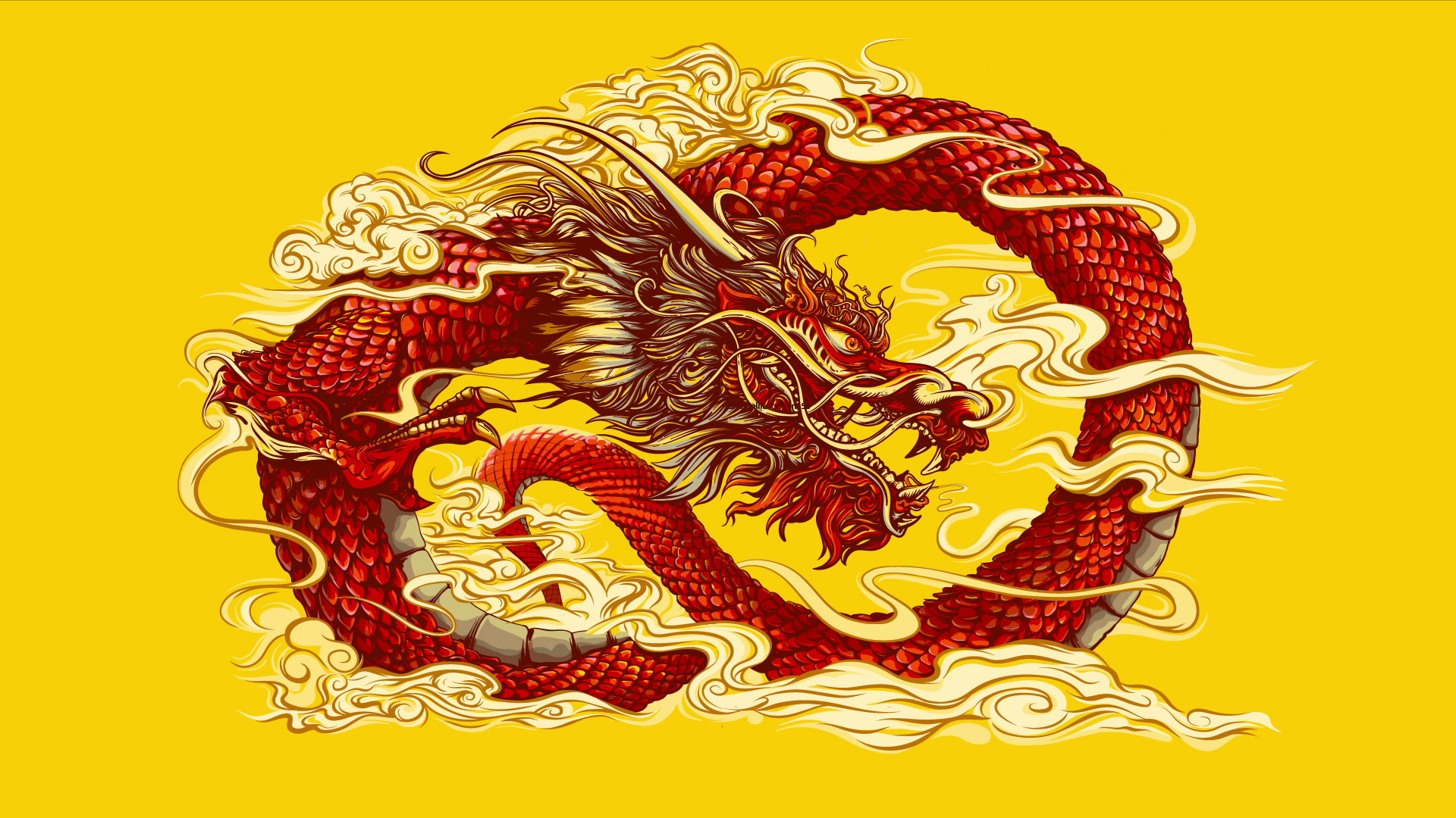 Creative Cloud Dragon