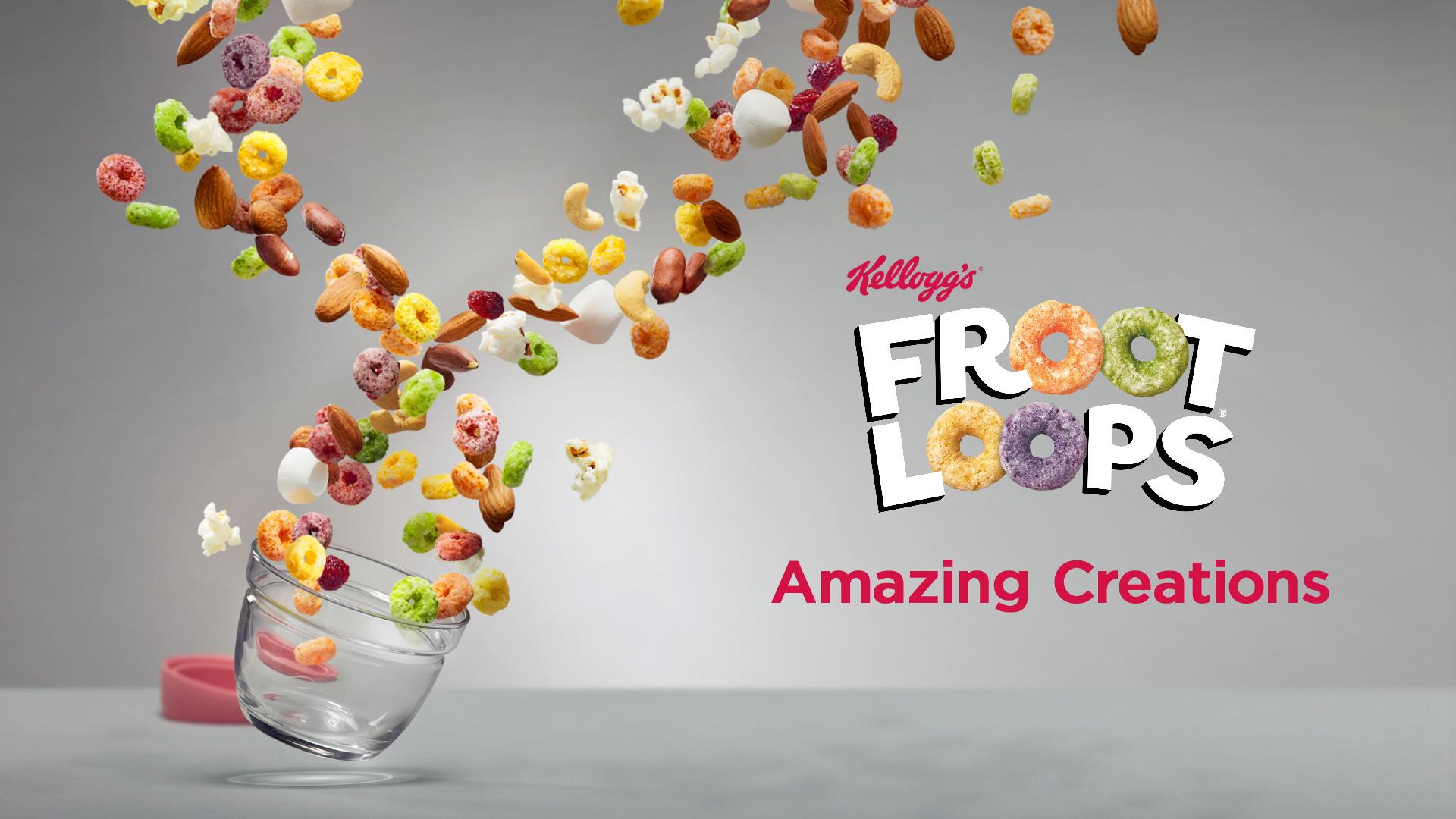 Kelloggs Fruit Loops
