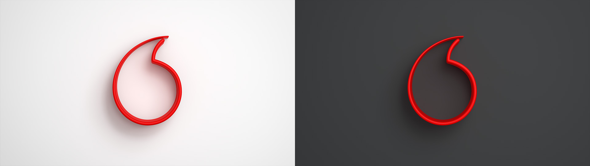 Vodafone Speechmark Variations